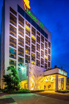 枫叶酒店 - 曼谷 - 建筑