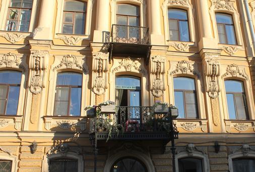 心灵厨房旅舍 - 圣彼德堡 - 建筑