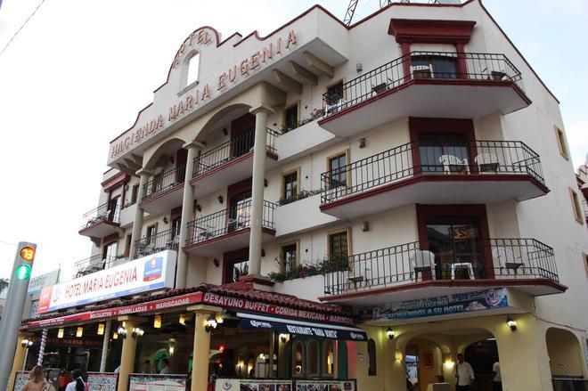 玛丽亚尤金尼亚庄园酒店 - 阿卡普尔科 - 建筑