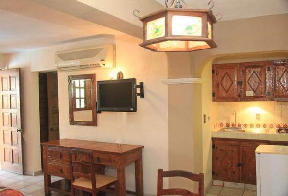 玛丽亚尤金尼亚庄园酒店 - 阿卡普尔科 - 厨房