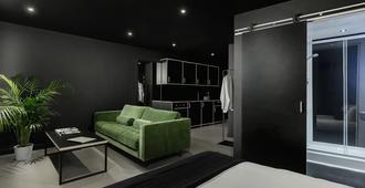 基普酒店 - 伦敦 - 客厅