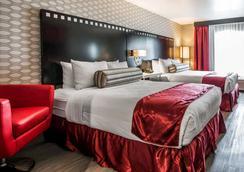 环球好莱坞提尔特酒店,阿桑德连锁酒店成员 - 洛杉矶 - 睡房