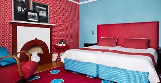 背包客旅馆 - 开普敦 - 睡房