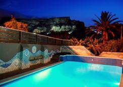 背包客旅馆 - 开普敦 - 游泳池