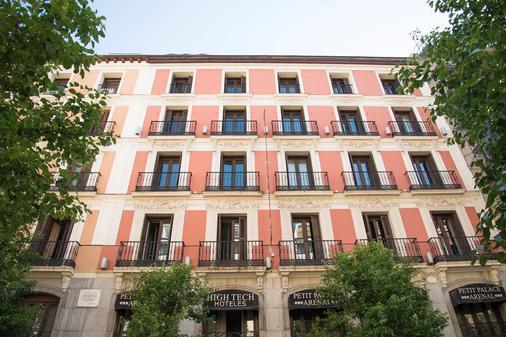 珀蒂宫阿雷纳尔索尔酒店 - 马德里 - 建筑