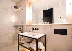 珀蒂宫艺术画廊酒店 - 马德里 - 浴室