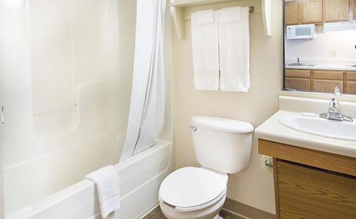 亚特兰大钱布里伍德斯普林套房酒店 - 亚特兰大 - 浴室
