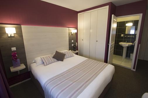 图卢兹阿克纳普拉多酒店 - 图卢兹 - 睡房