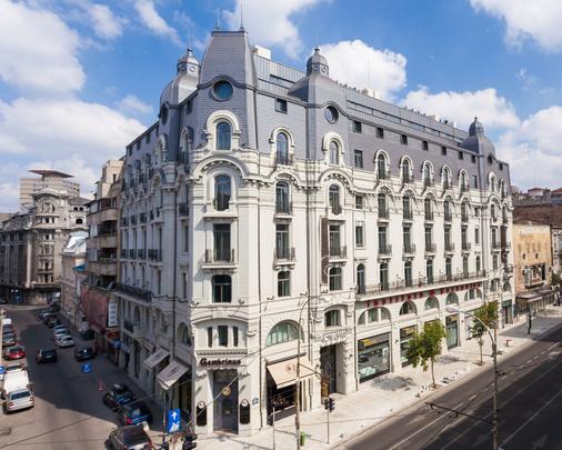 希思明久酒店 - 布加勒斯特 - 建筑