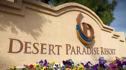 沙漠天堂胜地钻石度假公寓式酒店 - 拉斯维加斯 - 户外景观