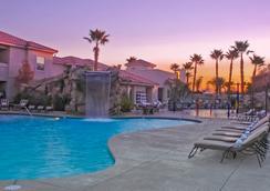 沙漠天堂胜地钻石度假公寓式酒店 - 拉斯维加斯 - 建筑