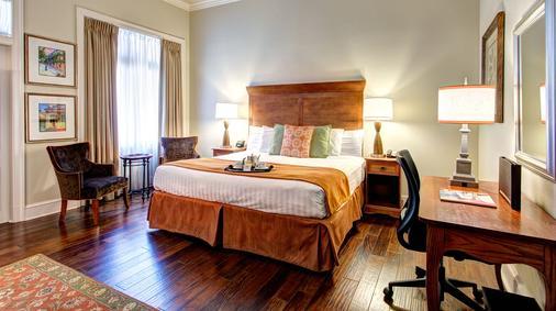 圣詹姆斯酒店,登高收藏酒店 - 新奥尔良 - 睡房