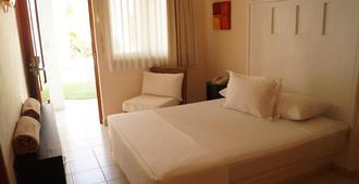 金丝雀酒店 - 库埃纳瓦卡 - 睡房
