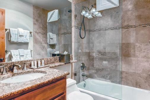狮子广场温德姆假日租赁酒店 - 范尔 - 浴室