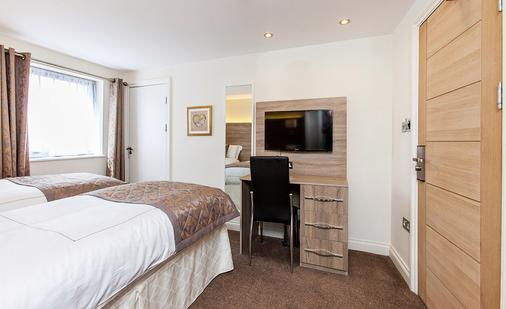 牧羊人灌木精品酒店 - 伦敦 - 睡房