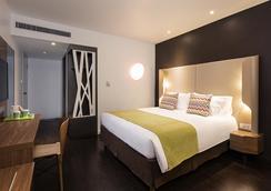 康铂酒店-勒阿弗尔中心 - 勒阿弗尔 - 睡房