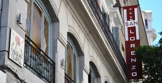 圣洛伦索旅馆 - 马德里 - 建筑