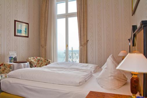 Strandhotel Atlantic - Seebad Bansin - 睡房