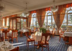 Strandhotel Atlantic - Seebad Bansin - 餐馆