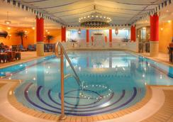 珀摩尔霍夫斯特尔酒店 - 塞巴特黑灵斯多夫 - 游泳池