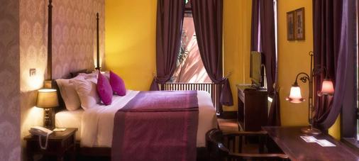 普拉亚帕拉佐酒店 - 曼谷 - 睡房