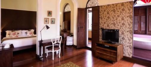 滨海皇宫酒店 - 曼谷 - 客房设施