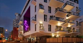 布朗海滩屋-布朗酒店 - 特拉维夫 - 建筑