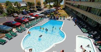 海滨海盗汽车旅馆 - 默特尔比奇 - 游泳池