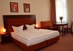 阿尔贝廷酒店 - 柏林 - 睡房