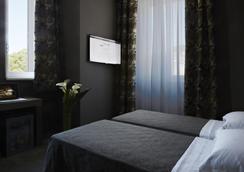建筑酒店 - 罗马 - 睡房