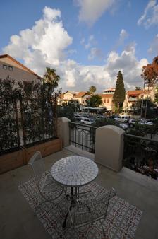坦普勒斯精品酒店 - 海法 - 阳台