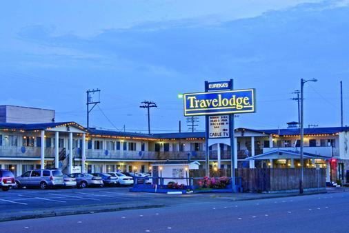 尤里卡旅程住宿酒店 - 尤里卡 - 建筑