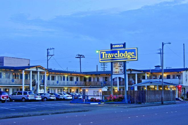 欧雷卡旅游旅馆 - 尤里卡 - 建筑