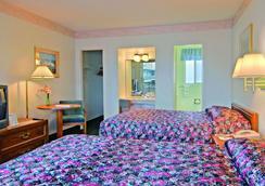 欧雷卡旅游旅馆 - 尤里卡 - 睡房
