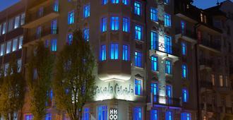 卡斯卡达瑞士品质酒店 - 卢塞恩 - 建筑