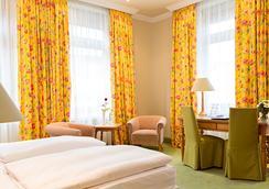 凯瑟霍夫中央酒店 - 汉诺威 - 睡房