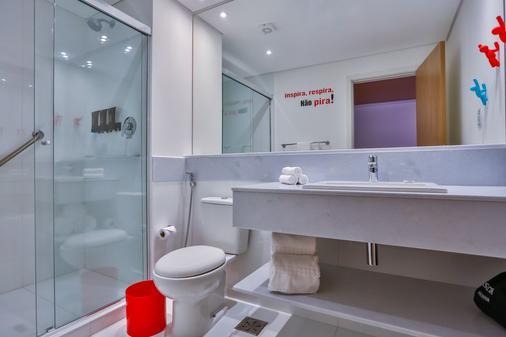 雷迪森红坎皮纳斯酒店 - 坎皮纳斯 - 浴室