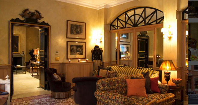 圣多米尼哥别墅酒店 - 伦敦 - 柜台