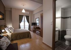 Ambrosia Suites & Aparts - 雅典 - 睡房