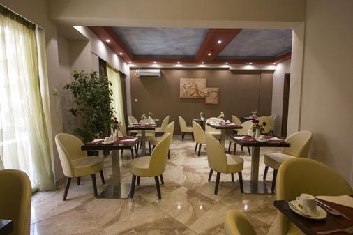 安博夏套房公寓酒店 - 雅典 - 餐馆