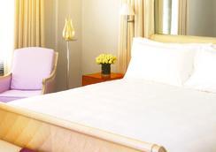 旧金山科立夫酒店 - 旧金山 - 睡房