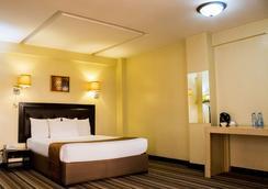 克拉丽奥酒店 - 内罗毕 - 睡房