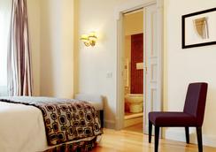 科缇纳酒店 - 罗马 - 睡房