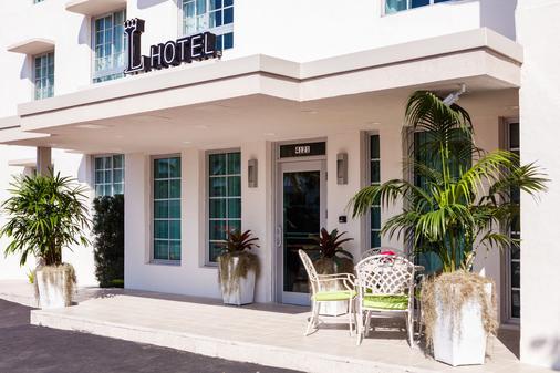 L酒店 - 迈阿密海滩 - 建筑