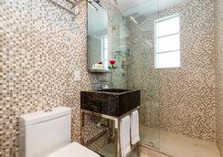 The L Hotel - 迈阿密海滩 - 浴室