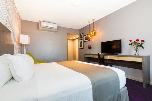L酒店 - 迈阿密海滩 - 睡房