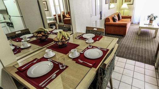 沙漠度假别墅 - 棕榈泉 - 餐厅