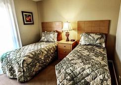 沙漠度假别墅 - 棕榈泉 - 睡房