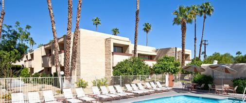 沙漠度假别墅 - 棕榈泉 - 建筑