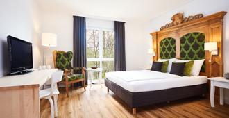 梅斯普瑞兹根特酒店 - 慕尼黑 - 睡房
